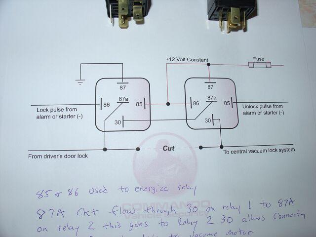W124 Alarm Wiring Diagram - 13.2.kenmo-lp.de • on